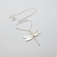 Dragonfly medium middle necklace