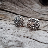 Urchin Disk Studs Large