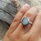Opal Ring size L to M