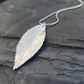 Elder Leaf Necklace