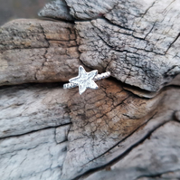 Starfish Stacker Ring bobbly
