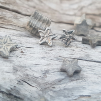 Sea Lily Fossil Studs