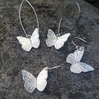 Butterfly Earrings Large