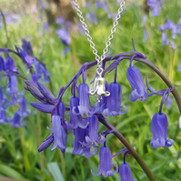 Bluebell Necklace Ripe