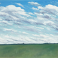 Sky Study - Original Oil Painting