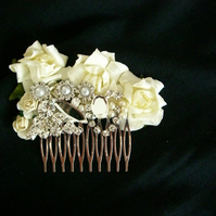 Boho Chic Hair Comb