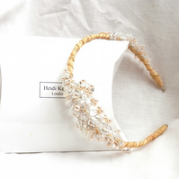 Pearl Split Head Piece