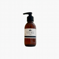 FACIAL WASH, NATURAL