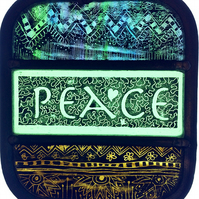 Peace light catcher