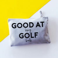 Funny Good At Golf Storage Bag