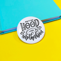 Motherhood Pin Badge