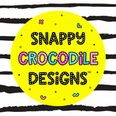 Snappy Crocodile Designs