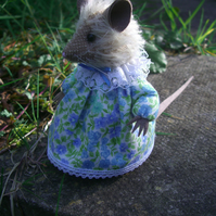 "4"" Girl Mouse"