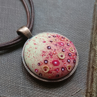 'Autumn Meadow' Pendant