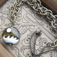 Storm Coming Necklace