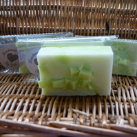 LILY OF THE VALLEY SOAP BARS.  059