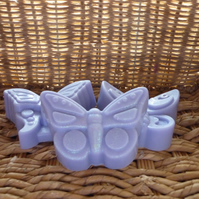 PARMA VIOLET - BUTTERFLY SHAPED SOAPS - 053