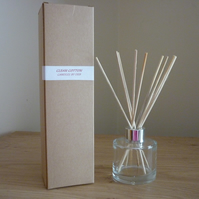 CLEAN COTTON - REED DIFFUSER