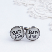 Bad Ass Cufflinks