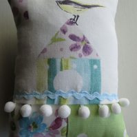 Bird Pincushion 1