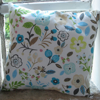 Woodland Flowers Cushion Cover SALE
