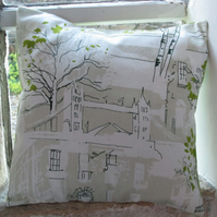 "Tower Bridge Cushion Cover 16"" (40cm)"