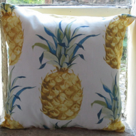 "Pineapple Cushion Cover 16"" (40cm)"