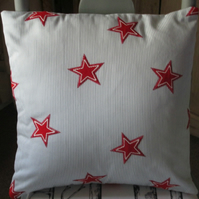 Stars and Stripes Cushion Cover