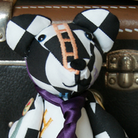 Snakes and Ladders bear