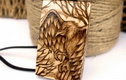 Pyrography Pendants