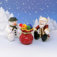 LC - Collectable Christmas ornament Set