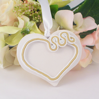Heart decoration, gift,
