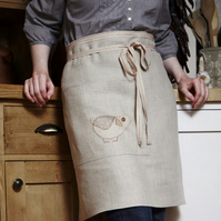 Country Pig Waist Apron