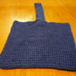 Hand Crochet Cotton Bag