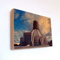 Liverpool Metropolitan Cathedral Photoblock