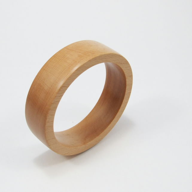 Beech wooden Bangle