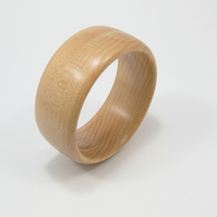 Maple wooden bangle