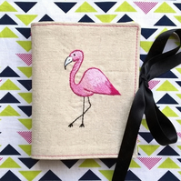 Flamingo Needle Book