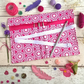 Crochet Hook Roll (Free UK P&P)