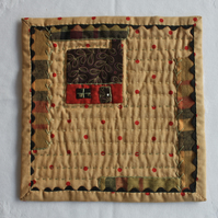 'The Bothy' Mini Quilt