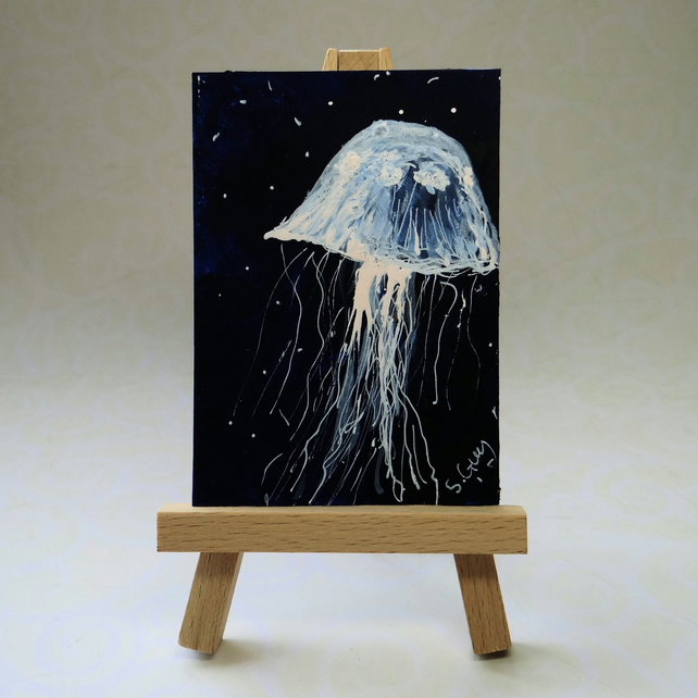 Jellyfish ACEO