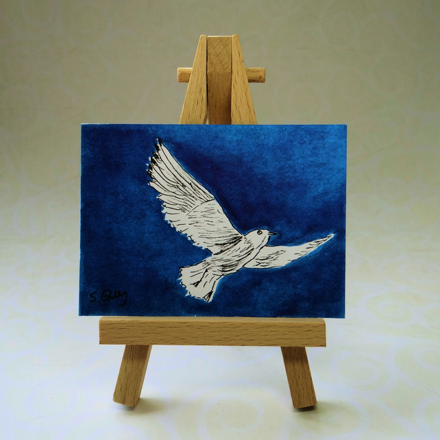 Seagull ACEO