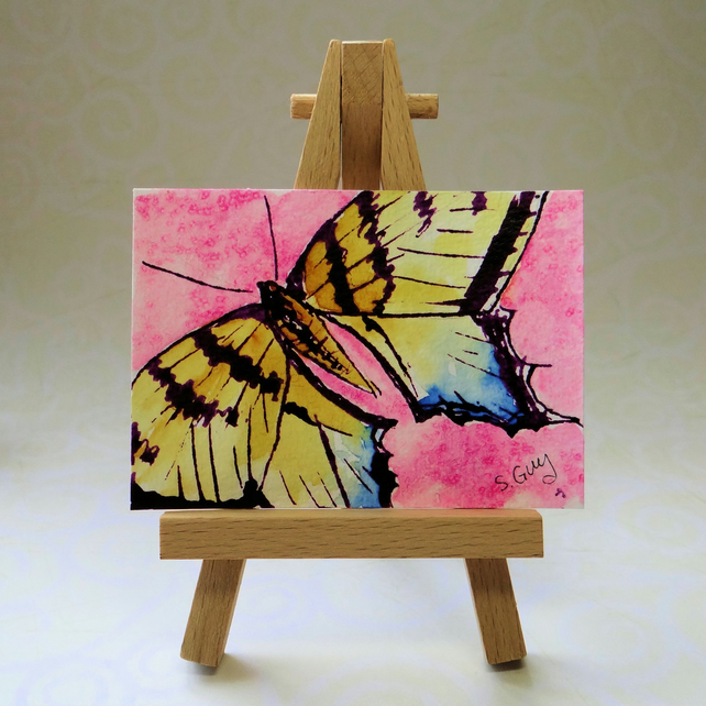 Butterfly ACEO
