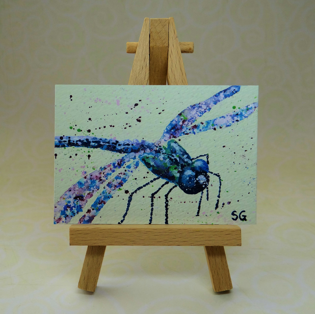 Dragonfly ACEO