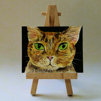 Cat ACEO
