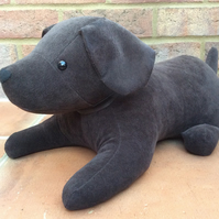 Bournville dog doorstop