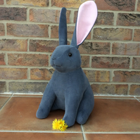 Large Bunny Doorstop