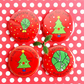 badge - christmas badge pack - 38mm christmas badges