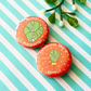 sprout lovers badge set  - set of two 38mm badges