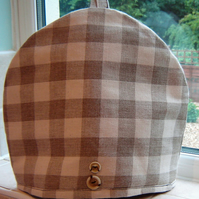 Gingham Tea Cosy